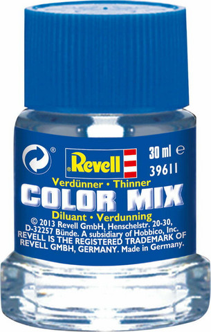 Revell Color Mix Thinner emalimaaliohennin 30ml