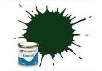 Humbrol 195 Dark Green Satin