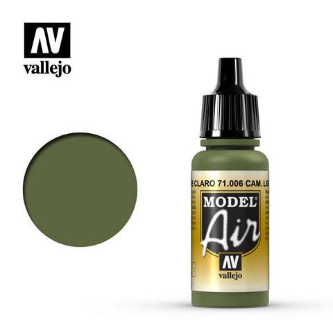 Vallejo Model Air 71.006 Light Green Chromate