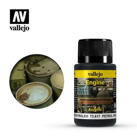 Vallejo Weathering Effects 73.817 Petrol Spills