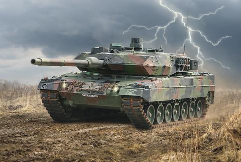 Italeri 1/35 Leopard 2A6