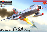 KP 1/72 Shenyang F-6A Early