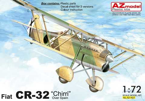 AZ 1/72 Fiat CR-32