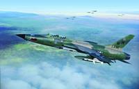 Trumpeter 1/72 F-105G Wild Weasel