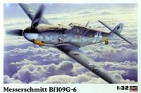Hasegawa 1/32 Messerschmitt Bf109G-6