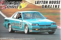Aoshima 1/24 Racing Spirit's DR30 Layton House Skyline