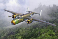 Academy 1/48 North American B-25D Pacific Theatre