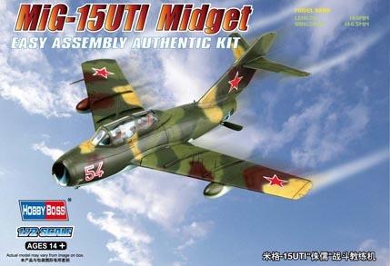 Hobby Boss 1/72 MiG-15UTI Midget