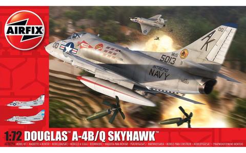 Airfix 1/72 Douglas A-4B/Q Skyhawk