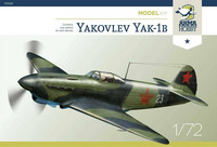 Arma Hobby 1/72 Yakovlev Yak-1B (Model Kit)