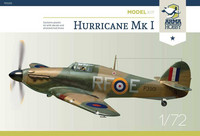 Arma Hobby 1/72 Hurricane Mk I (Model Kit)