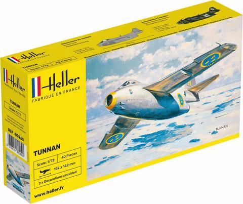 Heller 1/72 Tunnan