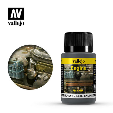 Vallejo Weathering Effects 73.815 Engine Grime