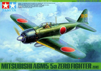 Tamiya 1/48 Mitsubishi A6M5/5a Zero Fighter (Zeke)