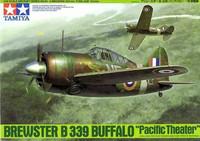 Tamiya 1/48 Brewster B-339 Buffalo