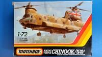 KÄYTETTY Matchbox 1/72 Boeing Vertol Chinook HC Mk.1 CH-47D