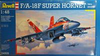 KÄYTETTY Revell 1/48 F/A-18F Super Hornet