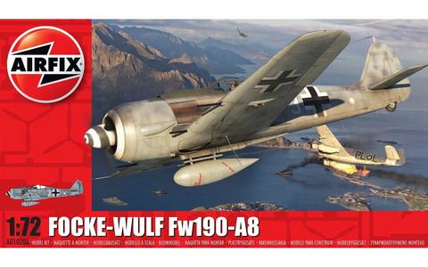 Airfix 1/72 Focke-Wulf Fw190-A8