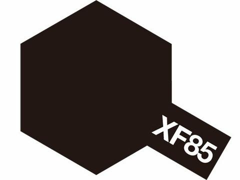 Tamiya Acrylic Mini XF85 Rubber Black 10ml