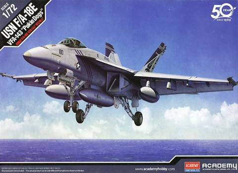 Academy 1/72 USN F/A-18E VFA-143