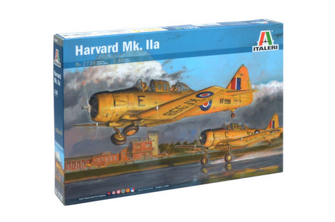 Italeri 1/48 Harvard Mk. IIA