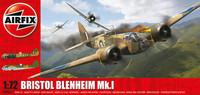 Airfix 1/72 Bristol Blenheim Mk.I