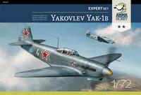 Arma Hobby 1/72 Yakovlev Yak-1B (Expert Set)
