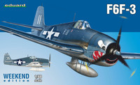 Eduard 1/48 F6F-3 (Weekend Edition)