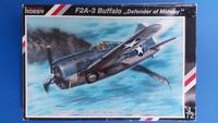 KÄYTETTY Special Hobby 1/72 F2A-3 Buffalo