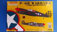 KÄYTETTY Special Hobby 1/72 P-40F Warhawk