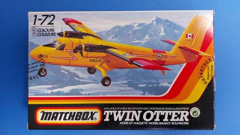 KÄYTETTY Matchbox 1/72 Twin Otter