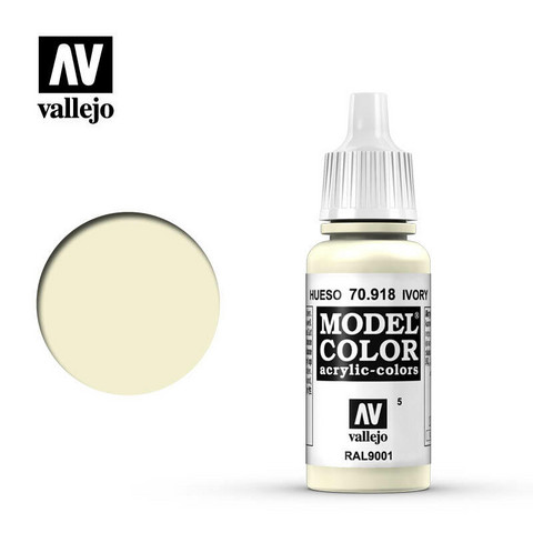 Vallejo Model Color 70.918 Ivory