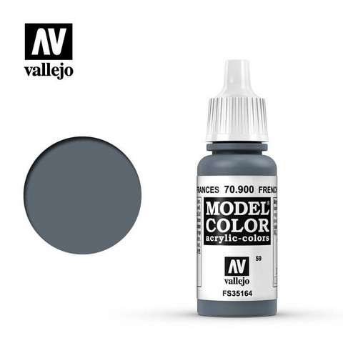 Vallejo Model Color 70.900 French Mirage Blue