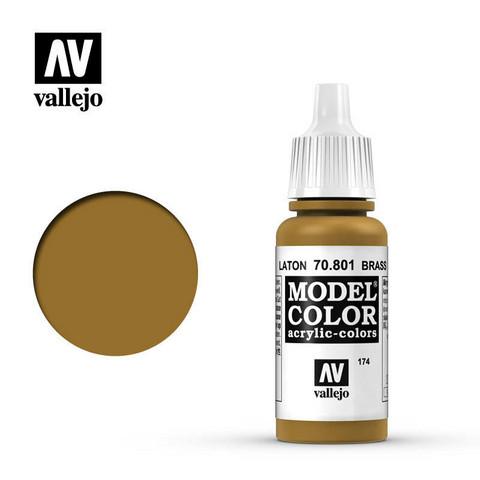 Vallejo Model Color 70.801 Brass