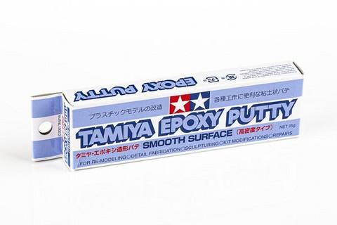 Tamiya Epoxy Putty Smooth Surface 25g kitti