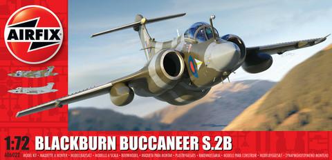 Airfix 1/72 Blackburn Buccaneer S.2B