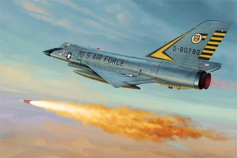 Trumpeter 1/72 F-106A Delta Dart