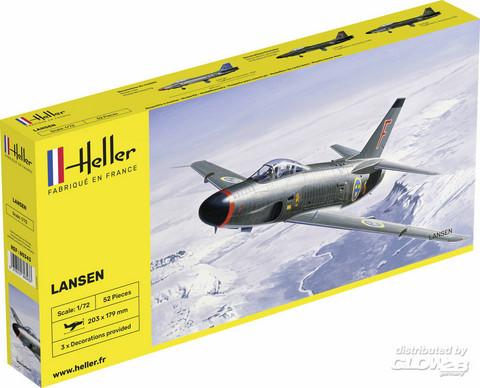 Heller 1/72 Lansen