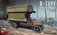MiniArt 1/35 B-Type Military Omnibus