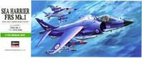 Hasegawa 1/72 Sea Harrier FRS Mk.I (Royal Navy Carrier-Based Fighter)