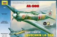 Zvezda 1/48 Soviet Fighter Lavochkin LA-5FN