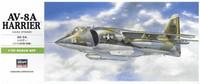 Hasegawa 1/72 AV-8A Harrier (U.S.M.C. Attacker)