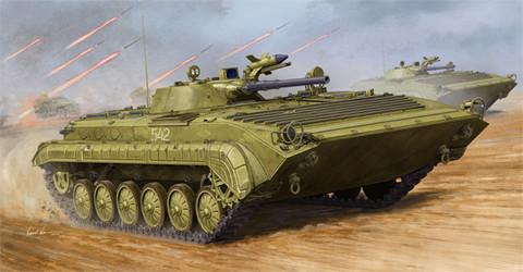 Trumpeter 1/35 Soviet BMP-1 IFV