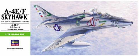 Hasegawa 1/72 A-4E/F Skyhawk (U.S. Navy/M.C. Carrier-Based Attacker)