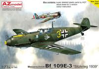 AZ 1/72 Messerschmitt Bf 109E-3