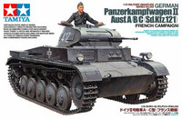 Tamiya 1/35 Panzerkampfwagen II Ausf. A/B/C (Sd.Kfz.121) (French Campaign)