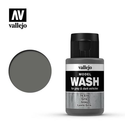 Vallejo Model Wash 76.516 Grey