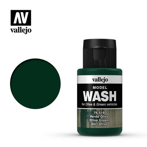 Vallejo Model Wash 76.519 Olive Green