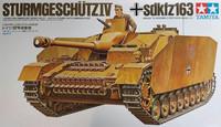 Tamiya 1/35 Sturmgeschütz IV sdkfz163