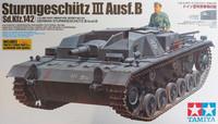 Tamiya 1/35 Sturmgeschütz III Ausf.B (Sd.Kfz.142)